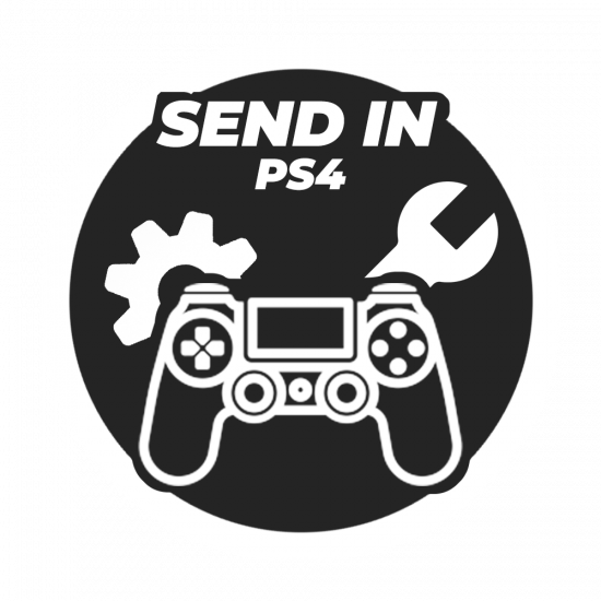 send in your own ps4 controller