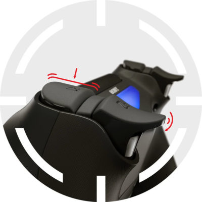 Smart Triggers and Bumpers