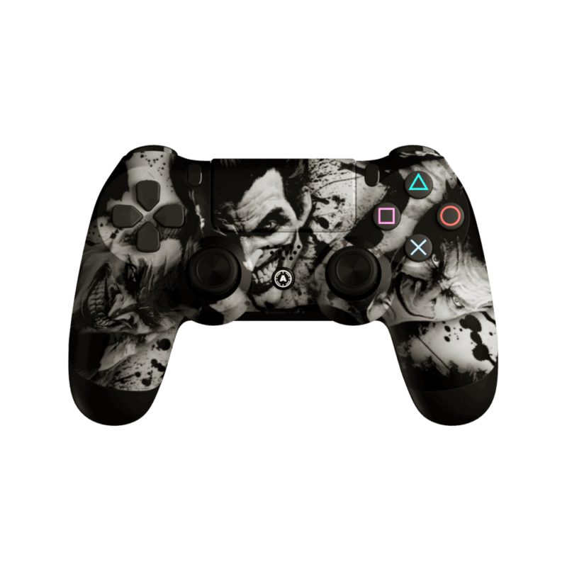 PS4 Joker White Full
