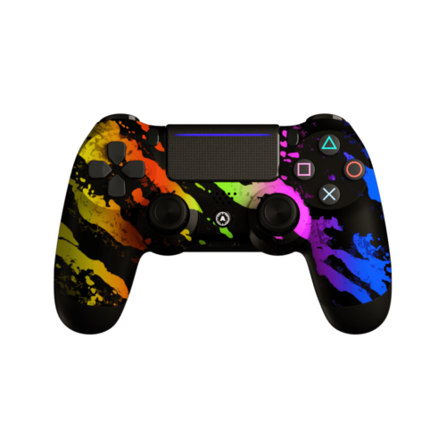 Aim Camo Color PS4 Controller