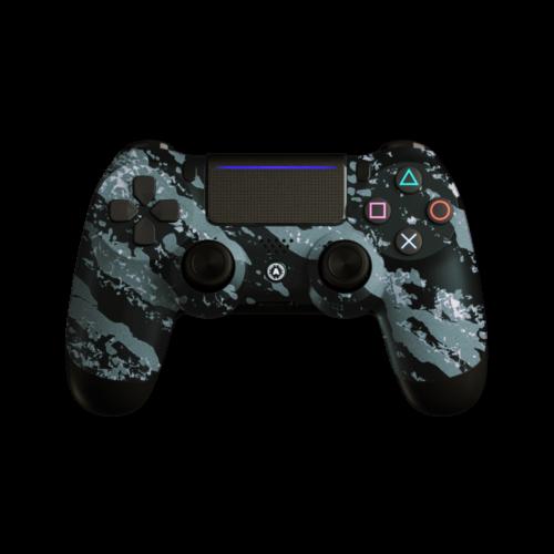 Aim Camo Gray PS4 Controller