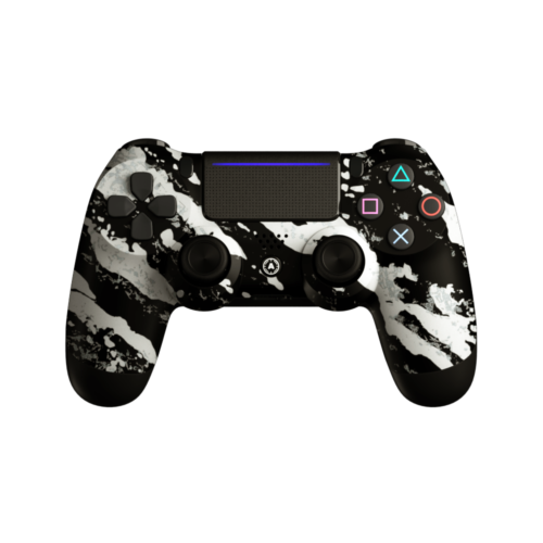 Aim Camo White PS4 Controller