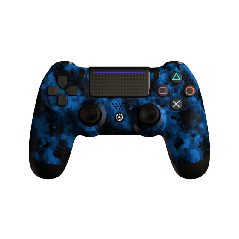 Aim Digi Camo Blue PS4 Controller