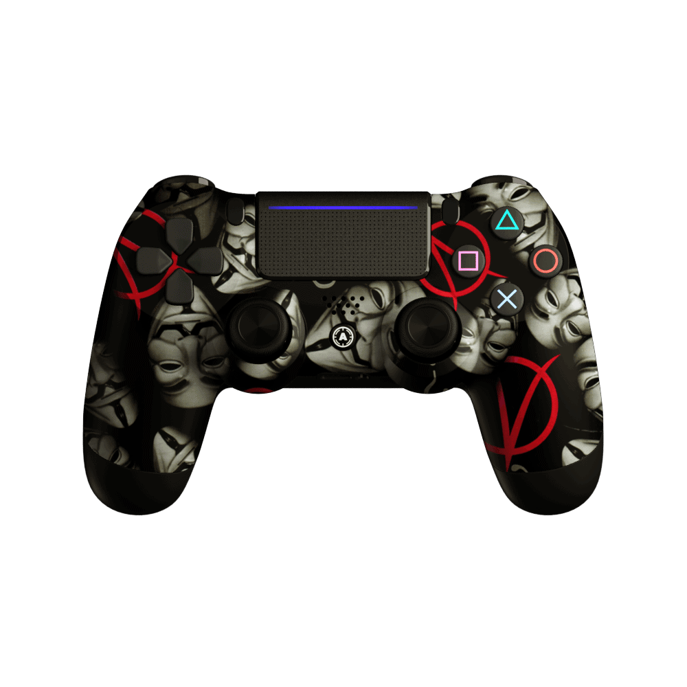 Aim Hydro Anonymous PS4 Controller