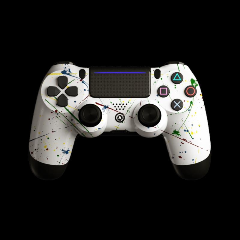Aim Hydro Colorsplash PS4 Controller