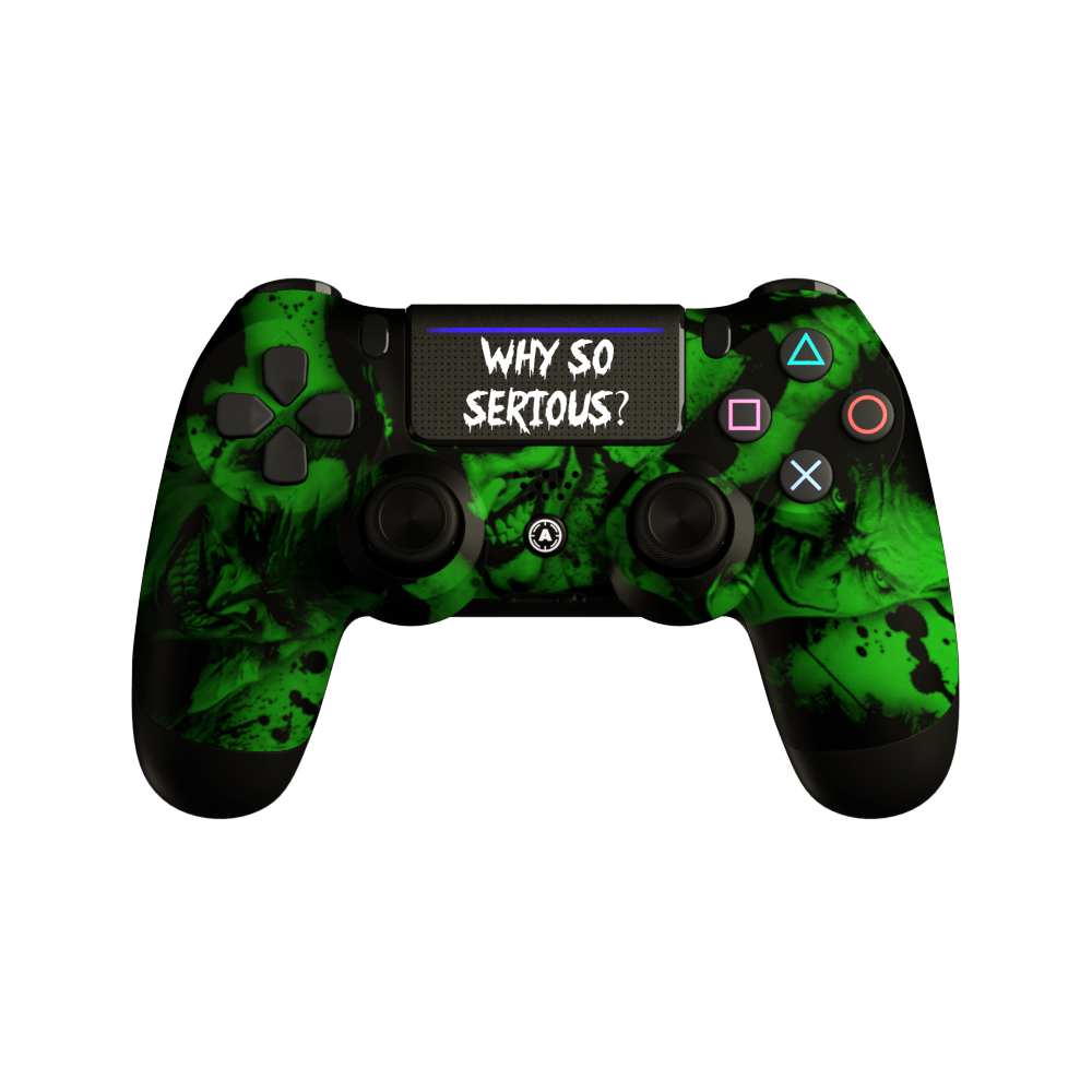 Aim Joker Green PS4 Controller