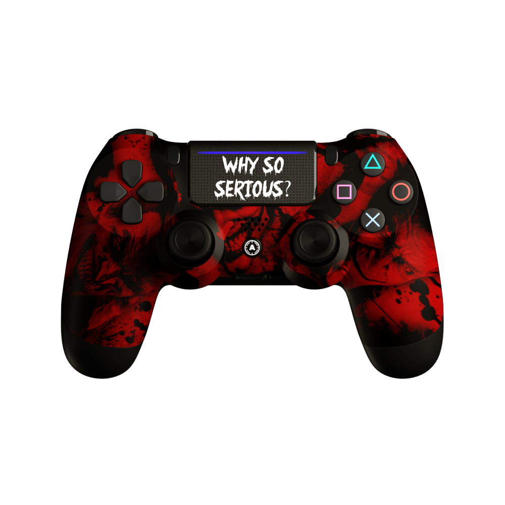 Aim Joker Red PS4 Controller