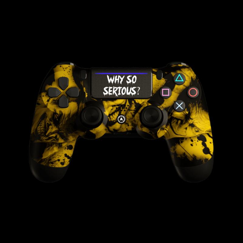 Aim Joker Yellow PS4 Controller