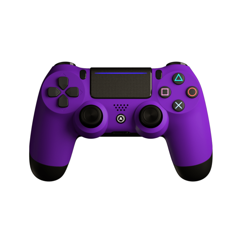 Aim Purple Matt PS4 Controller
