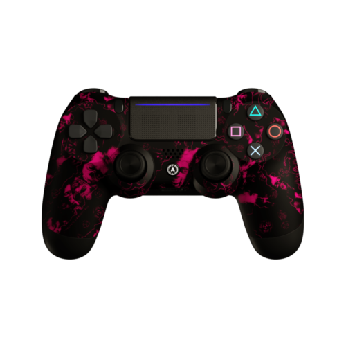 Aim ReaperZ Neon Pink PS4 Controller