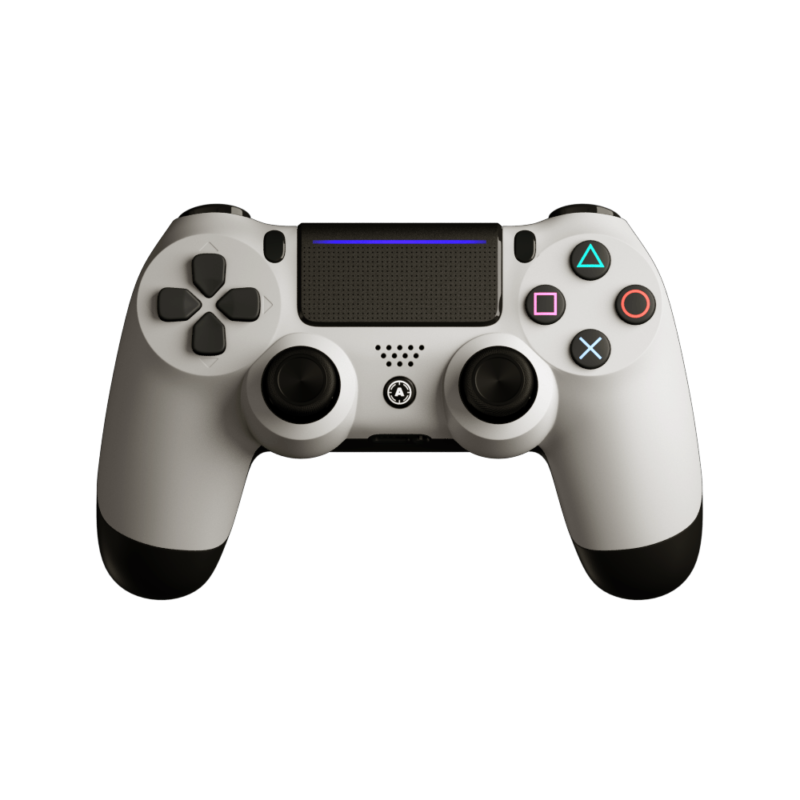 Aim WhiteMatt PS4 Controller
