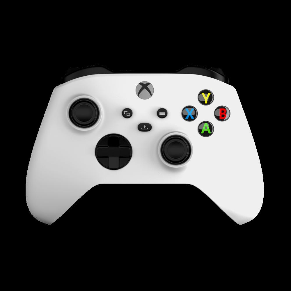 Controller Aim Weiß Matt Xbox One - Aimcontrollers