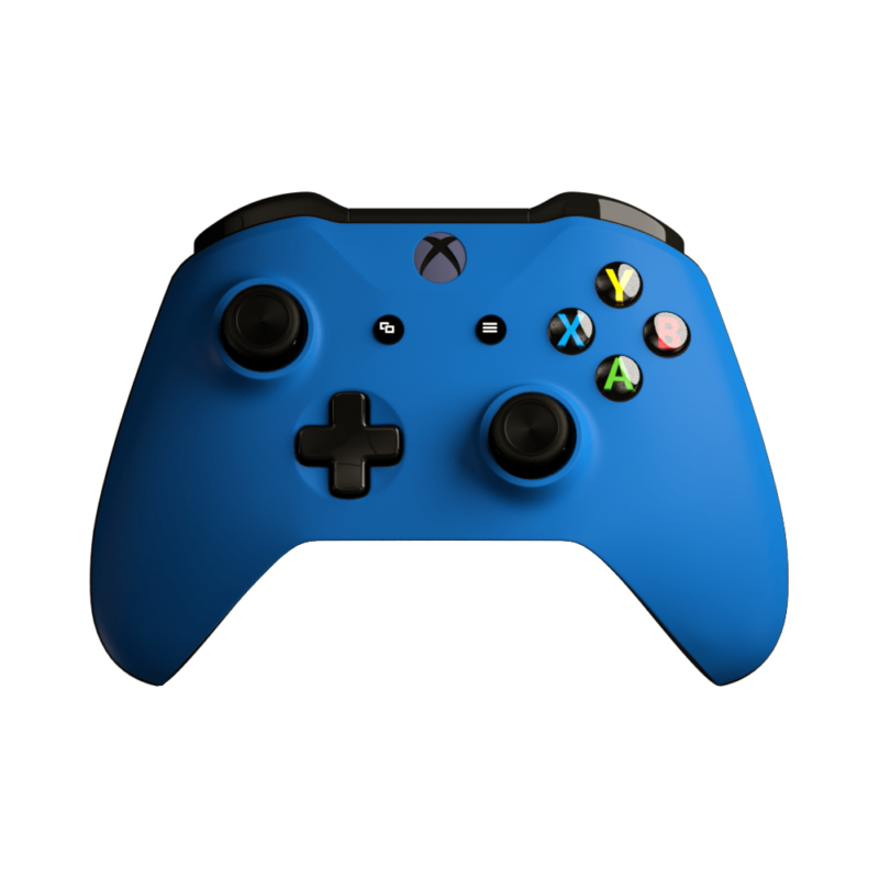Aim Blue Matt XO Controller