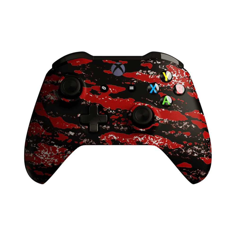 Aim Camo Red XO Controller
