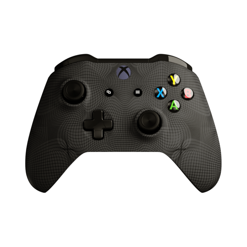 Aim Grid Gray XO Controller