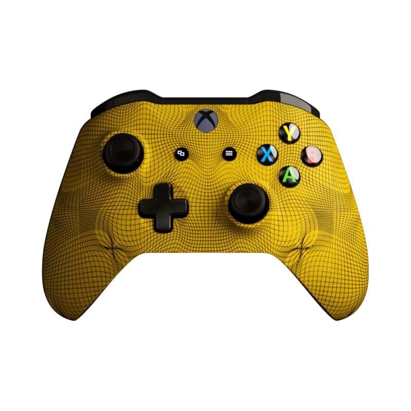 Aim Grid Yellow XO Controller