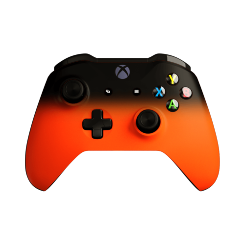 Aim Neon Orange Shadow XO Controller