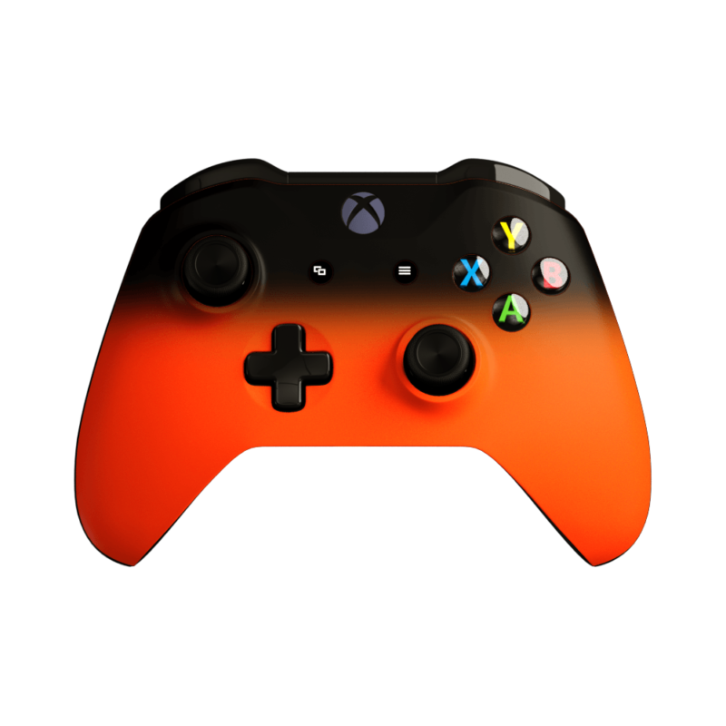 Aim Neon Orange Shadow XO Controller