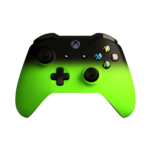 Aim Neon Green Shadow XO Controller