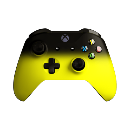 Aim Neon Yellow Shadow XO Controller