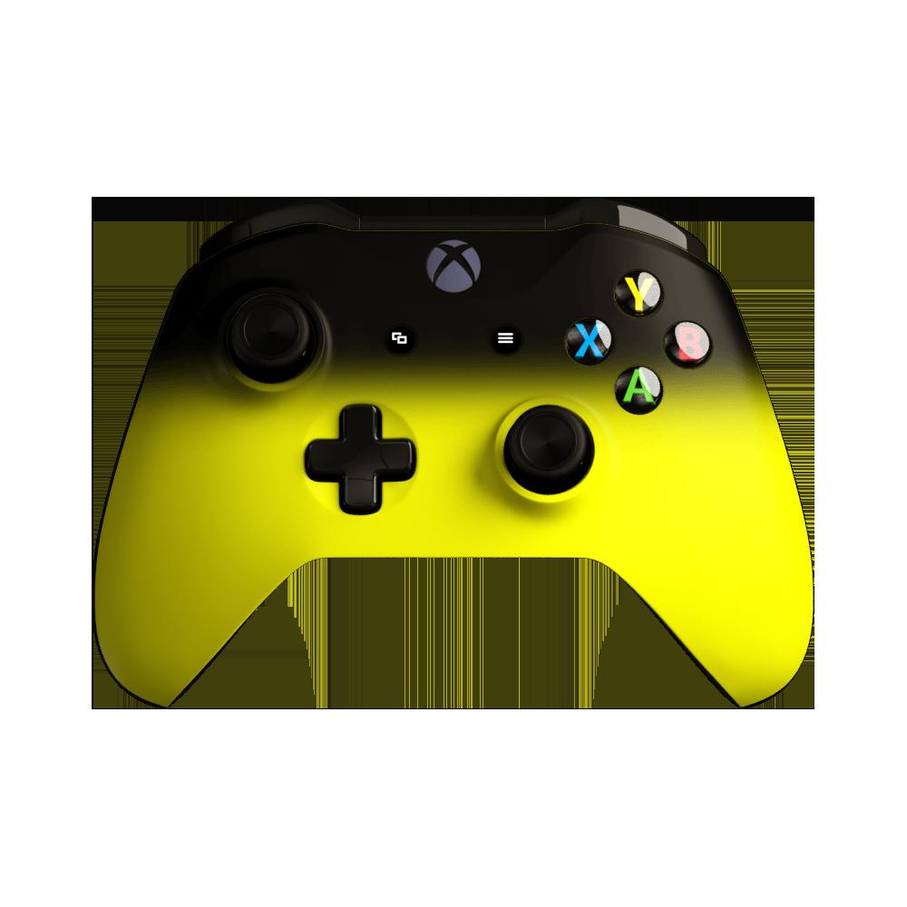 Aim Neon Yellow Shadow XO Controller