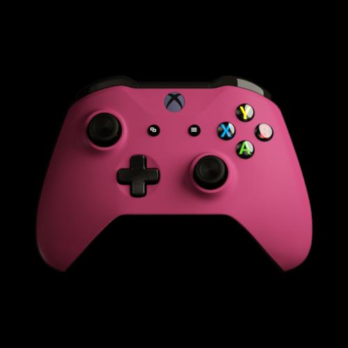 Aim Pink Matt XO Controller