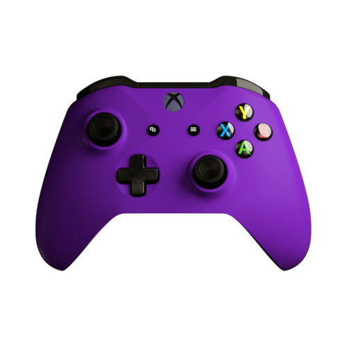 Aim Purple Matt XO Controller