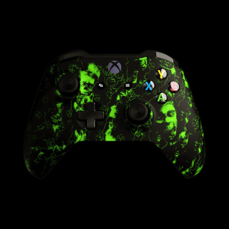 Aim Reaperz Neon Green XO Controller