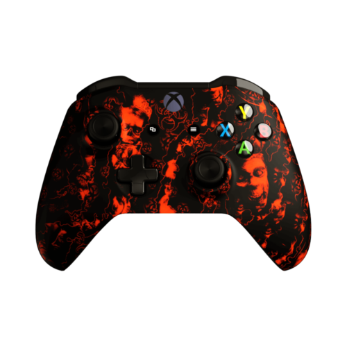 Aim Reaperz Neon Orange XO Controller