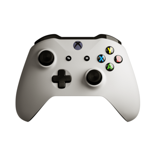 Aim White Matt XO Controller