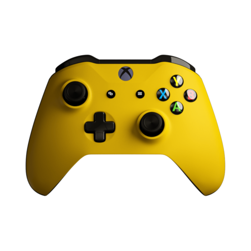 Aim Yellow Matt XO Controller